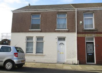 Thumbnail 3 bed end terrace house for sale in Clarice Street, Aberavon, Port Talbot, Neath Port Talbot.