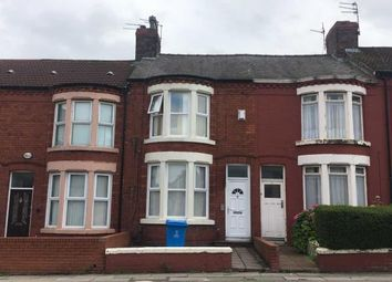 Thumbnail 2 bed flat for sale in Suburban Road, Anfield, Liverpool