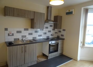 Thumbnail 1 bed flat to rent in Wilberforce Road, Leicester