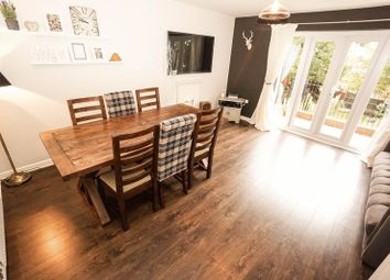 Thumbnail 3 bed mews house for sale in Silver Birch Close, Lostock, Bolton