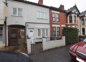 Thumbnail 3 bed terraced house for sale in Church Road, Hartshill, Nuneaton