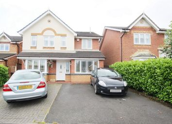 Thumbnail 4 bed detached house for sale in York Road, Ashton-In-Makerfield, Wigan, Lancashire