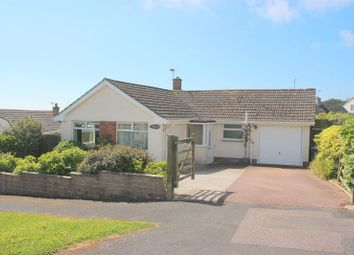 Thumbnail 3 bedroom detached bungalow for sale in Upper Churston Rise, Seaton