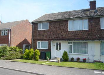 Thumbnail 2 bed maisonette to rent in Cranbourne Lane, Basingstoke