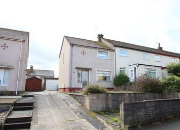 Thumbnail 2 bed semi-detached house for sale in Elm Drive, Johnstone, Renfrewshire, .