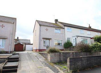 Thumbnail 2 bedroom semi-detached house for sale in Elm Drive, Johnstone, Renfrewshire, .