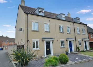 Thumbnail 3 bed end terrace house for sale in Marauder Road, Old Catton, Norwich