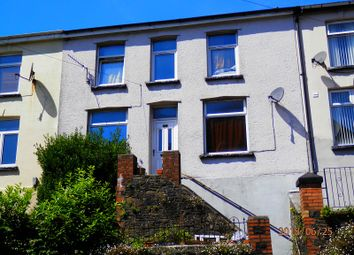 Thumbnail 3 bed terraced house for sale in Ynyshir Road, Ynyshir, Rhondda Cynon Taff.