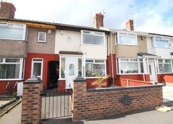 Thumbnail 3 bed terraced house for sale in Hatton Hill Road, Litherland