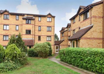 Thumbnail 2 bed flat for sale in Cornmow Drive, London