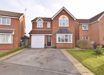 Thumbnail 4 bed detached house for sale in Rowsley Court, Sutton-In-Ashfield, Nottinghamshire