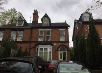 Thumbnail 1 bed flat to rent in Grove Lane, Handsworth, Birmingham