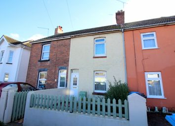 Thumbnail 2 bed terraced house for sale in Shapwick Road, Hamworthy, Poole