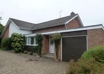 Thumbnail 2 bedroom detached bungalow for sale in Temple Close, Weybourne, Holt