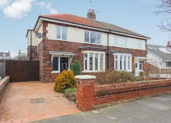 Thumbnail 3 bedroom semi-detached house for sale in Ashley Road, Lytham Road, Lancashire, England