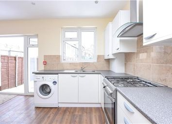 Thumbnail 4 bed terraced house for sale in Stockport Road, London