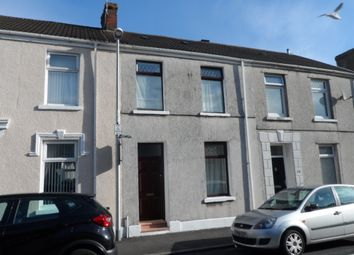 Thumbnail 3 bed terraced house for sale in Lakefield Road, Llanelli, Carmarthenshire