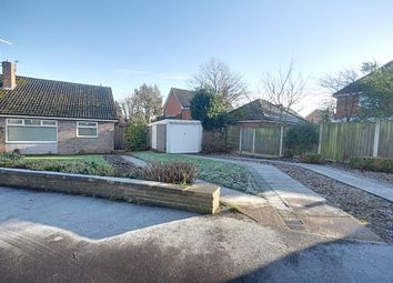Thumbnail 2 bed semi-detached bungalow for sale in Blake Road, Stapleford, Nottingham
