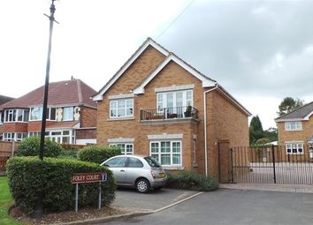 Thumbnail 2 bed maisonette for sale in Foley Court, Chester Road, Streetly, Sutton Coldfield