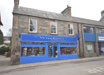 Thumbnail Retail premises for sale in Dunkeld Street, Aberfeldy, Perthshire