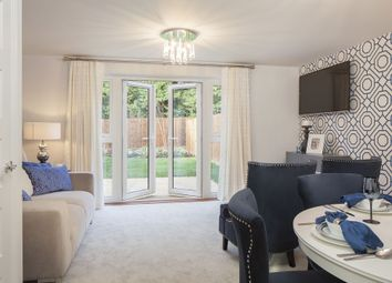 "Thumbnail 3 bedroom semi-detached house for sale in ""Aylesbury"" at Captains Parade, East Cowes"