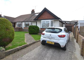 Thumbnail 2 bed semi-detached bungalow to rent in Saxony Road, Worthing