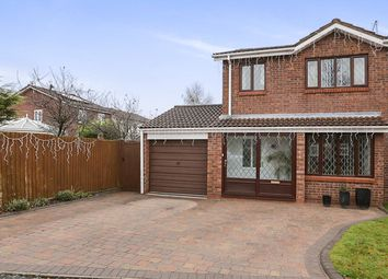 Thumbnail 3 bedroom detached house for sale in Cunningham Road, Perton, Wolverhampton
