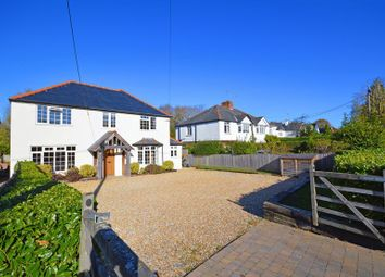 Thumbnail 4 bed detached house for sale in Haslemere Road, Liphook