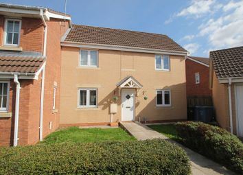 Thumbnail 3 bed semi-detached house to rent in Rivelin Park, Kingswood, Hull