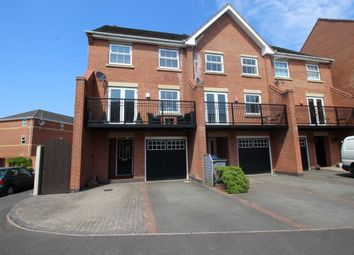 Thumbnail 4 bedroom semi-detached house for sale in Hayeswood Grove, Stoke-On-Trent