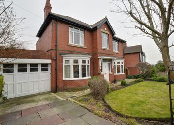 Thumbnail 4 bed detached house for sale in Westacres Crescent, Fenham, Newcastle Upon Tyne