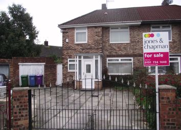 Thumbnail 3 bed semi-detached house for sale in Faringdon Close, Liverpool
