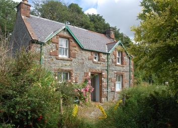 Thumbnail 2 bed cottage for sale in Moatcroft, 3 Arden Road, Twynholm, Kirkcudbright