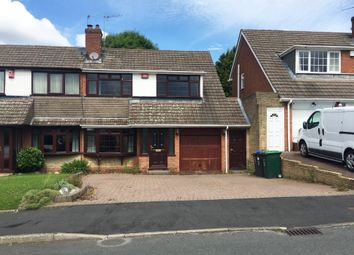 Thumbnail 3 bedroom semi-detached house to rent in Blythefield Avenue, Great Barr, Birmingham