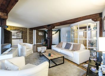 Thumbnail 3 bedroom flat to rent in Shad Thames, London