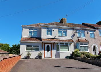 Thumbnail 4 bed end terrace house for sale in Saltwell Avenue, Whitchurch, Bristol