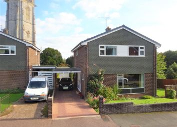 Thumbnail Detached house for sale in Sherwood Close, Heavitree, Exeter
