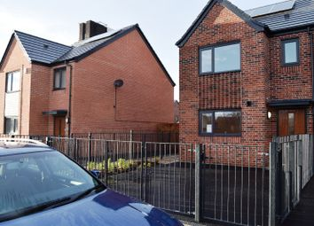 Thumbnail 3 bedroom terraced house to rent in Beastow Road, Manchester