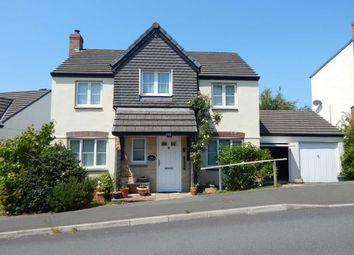 Thumbnail 4 bed detached house for sale in Catnip Close, Axminster, Devon