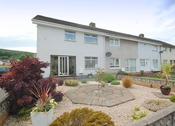 Thumbnail 3 bed end terrace house for sale in Mcculloch Lane, Tullechewan, West Dunbartonshire