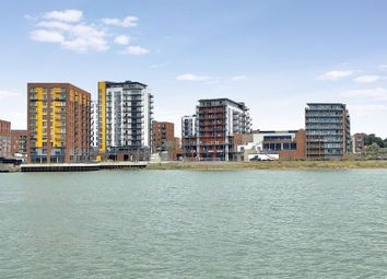 Thumbnail 3 bed flat for sale in Denyer Walk, Southampton
