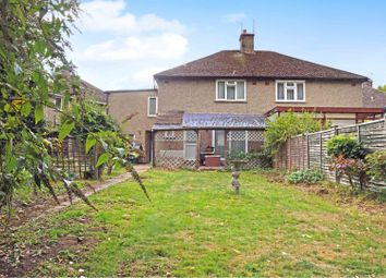 Thumbnail 4 bed semi-detached house for sale in Home Close, Oxford