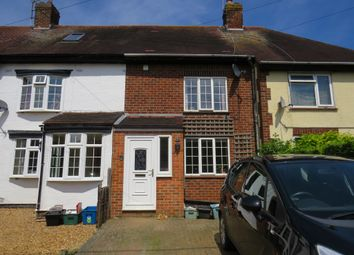 Thumbnail 3 bed terraced house for sale in New Road, Wootton, Northampton