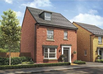"Thumbnail 4 bed detached house for sale in ""Bayswater"" at Broughton Crossing, Broughton, Aylesbury"