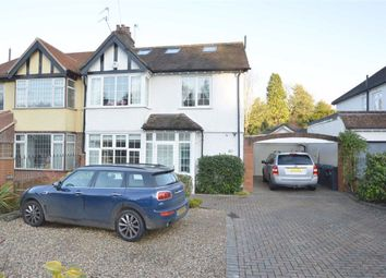 Thumbnail 5 bed semi-detached house for sale in Chaldon Way, Coulsdon, Surrey