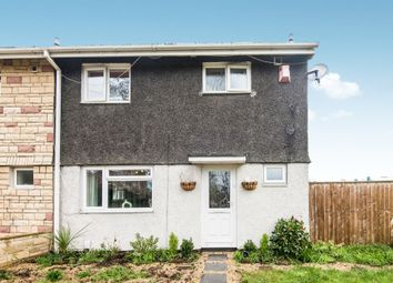 Thumbnail 3 bedroom end terrace house for sale in Vaughan Road, Exeter