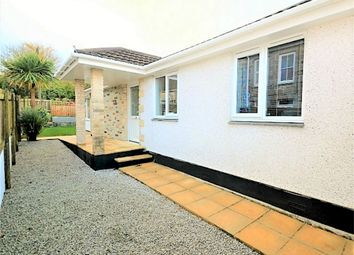 Thumbnail 3 bed detached bungalow for sale in Lannarth Glas, Lanner, Redruth