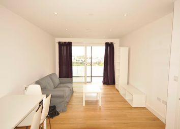 Thumbnail 1 bed flat to rent in Bayliss Heights, 8 Peartree Way, London