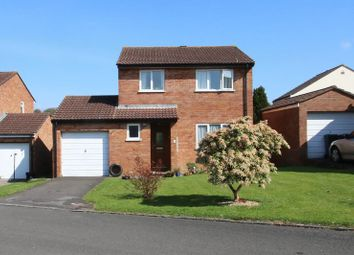 Thumbnail 3 bed detached house for sale in Pencross View, Hemyock, Cullompton