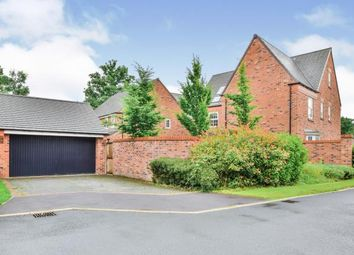 Thumbnail 5 bed detached house for sale in Bramwell Way, Wilmslow, Cheshire, Uk